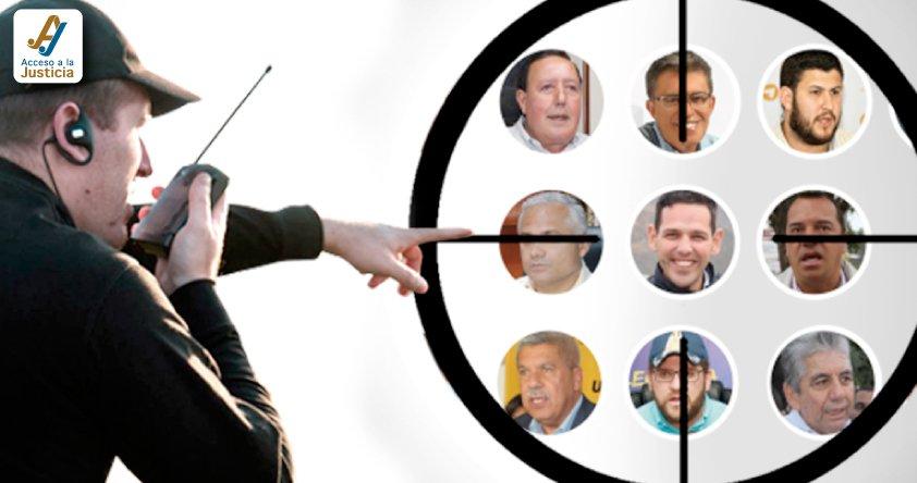 Dos historias y una realidad: un vigilante y 16 alcaldes perseguidos por la justicia