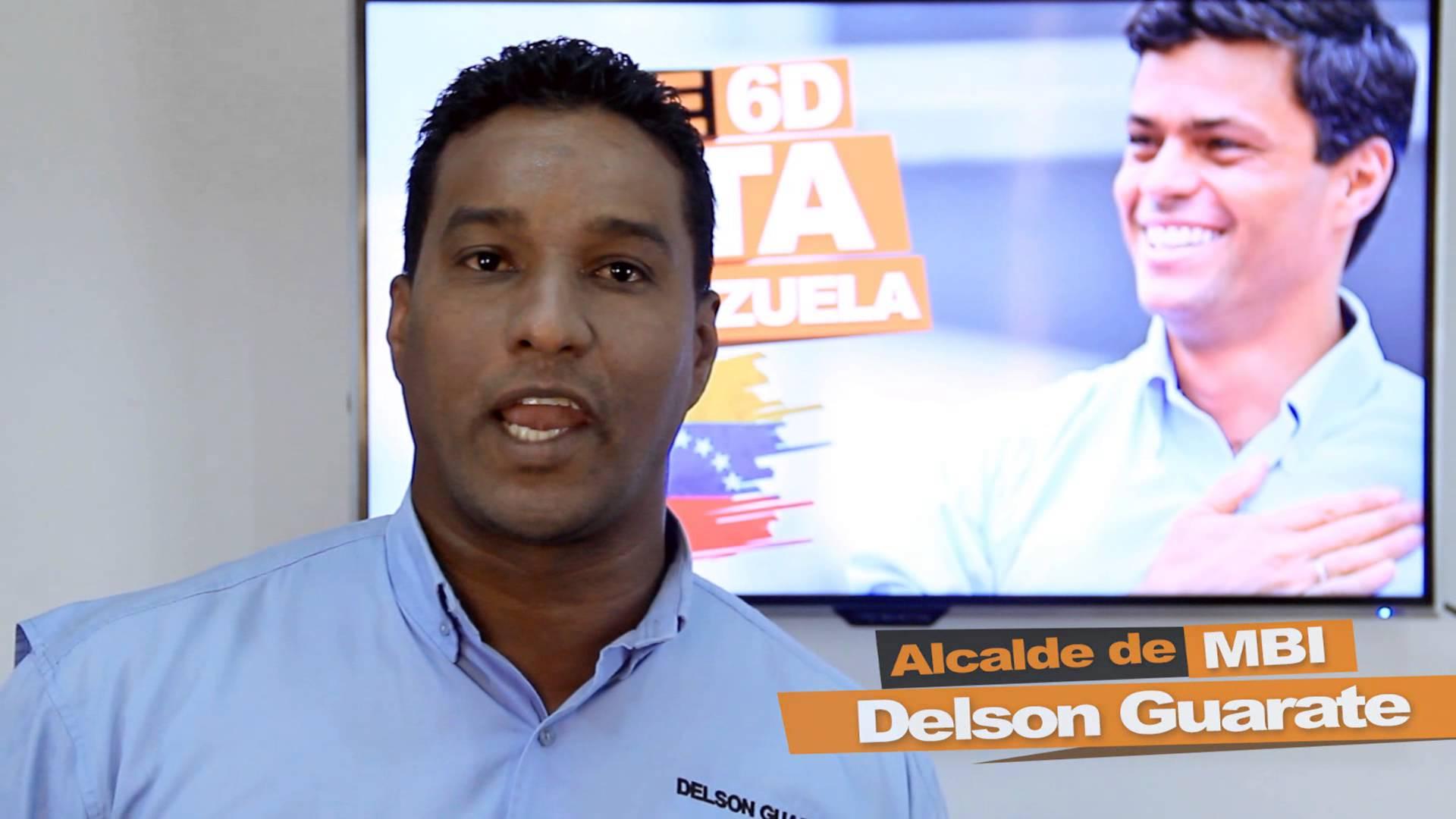 Cronología del caso de Delson Guárate