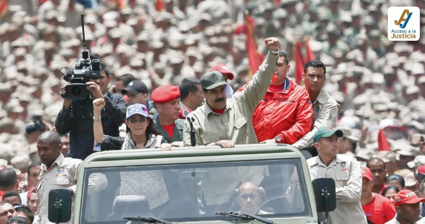 Ciudadanos a merced del poder opresor del Estado