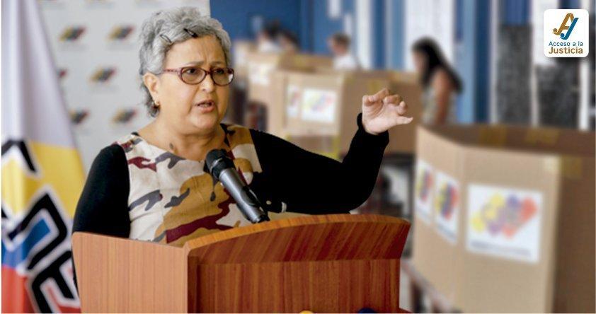CNE pone en peligro oferta electoral para regionales