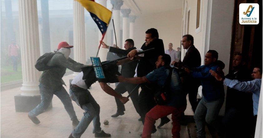 La ANC legalizó la persecución política y la arbitrariedad