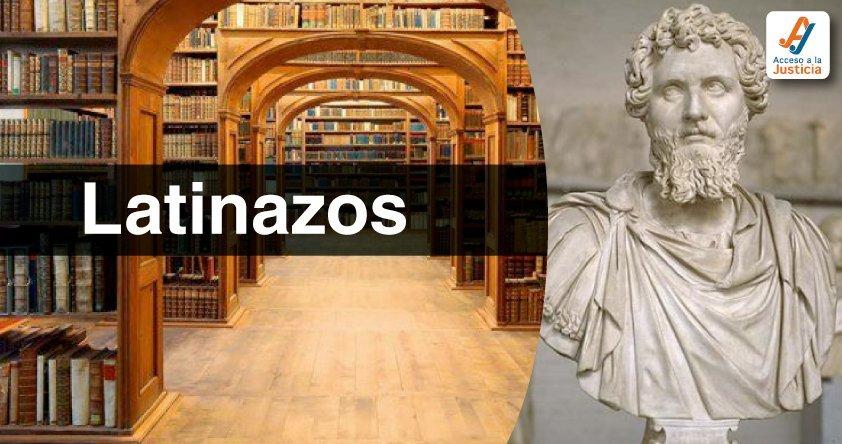 El Diccionario Jurídico creció y ahora te ofrece los Latinazos