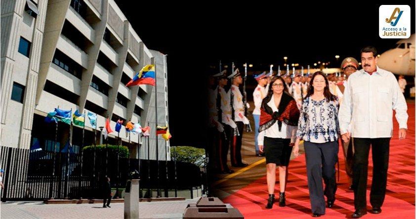 TSJ le tendió la alfombra roja a la dictadura en 2017