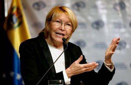 Solicitud de extradición activa de Luisa Ortega Díaz