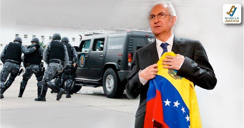 ¿Por qué la fuga de Antonio Ledezma no es un delito?