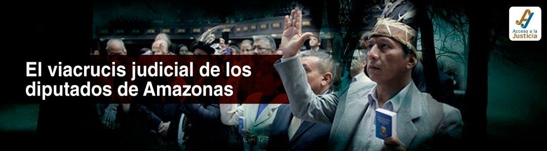 Elección diputados por el estado Amazonas a la AN
