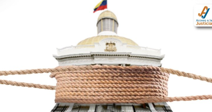 TSJ concretó disolución de la Asamblea Nacional en 2017
