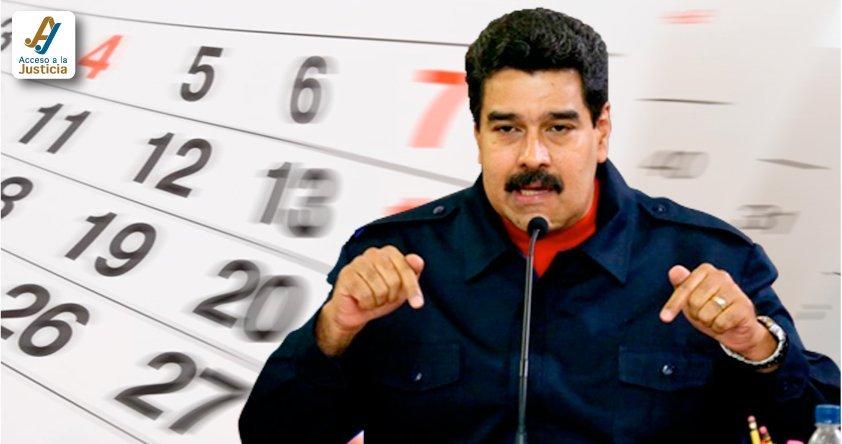 Elecciones presidenciales anticipadas: la nueva jugada del poder político