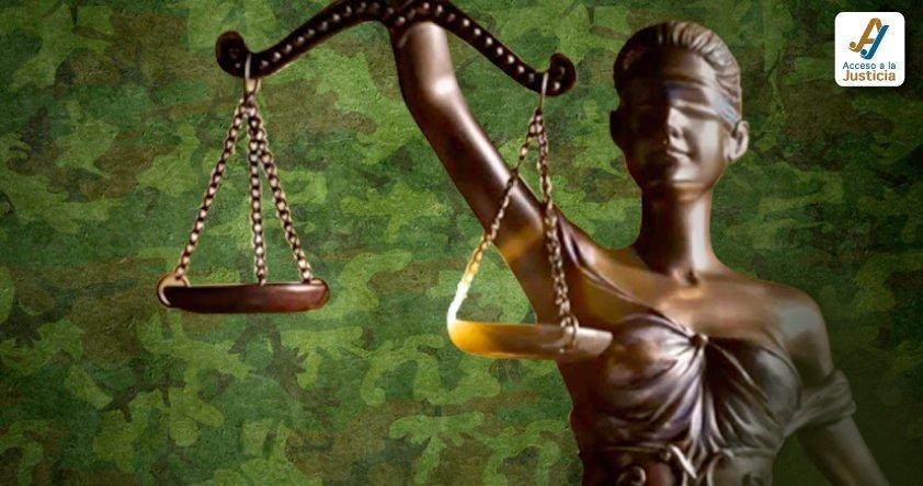 Sala de Casación Penal reconoce que la justicia militar no se debe aplicar a civiles