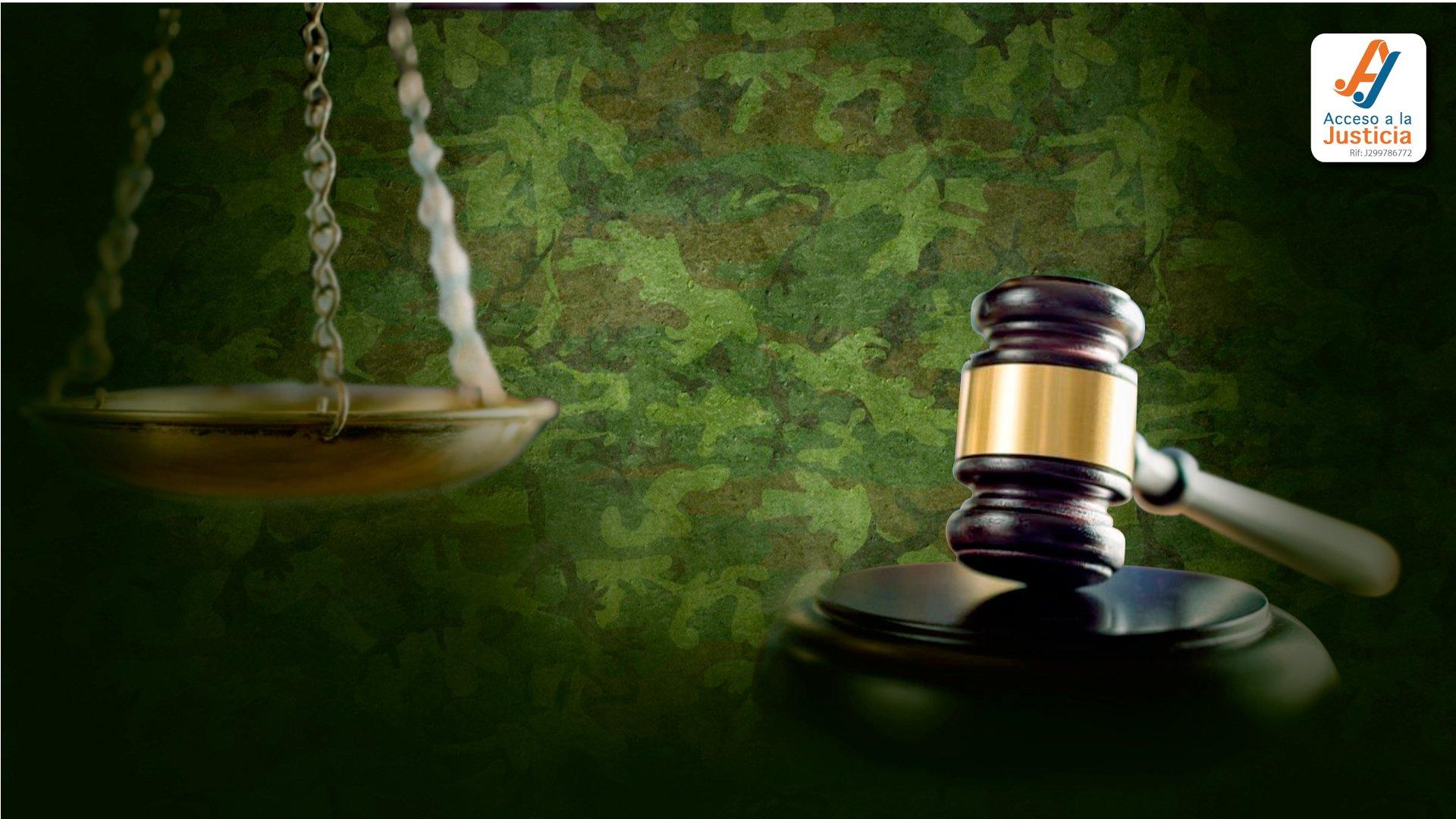 Cuatro ONG rechazaron uso de justicia militar contra disidencia política y plantearon su eliminación