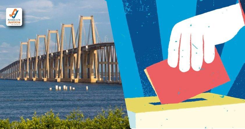Este 14 de marzo se hablará sobre el derecho al voto en Maracaibo