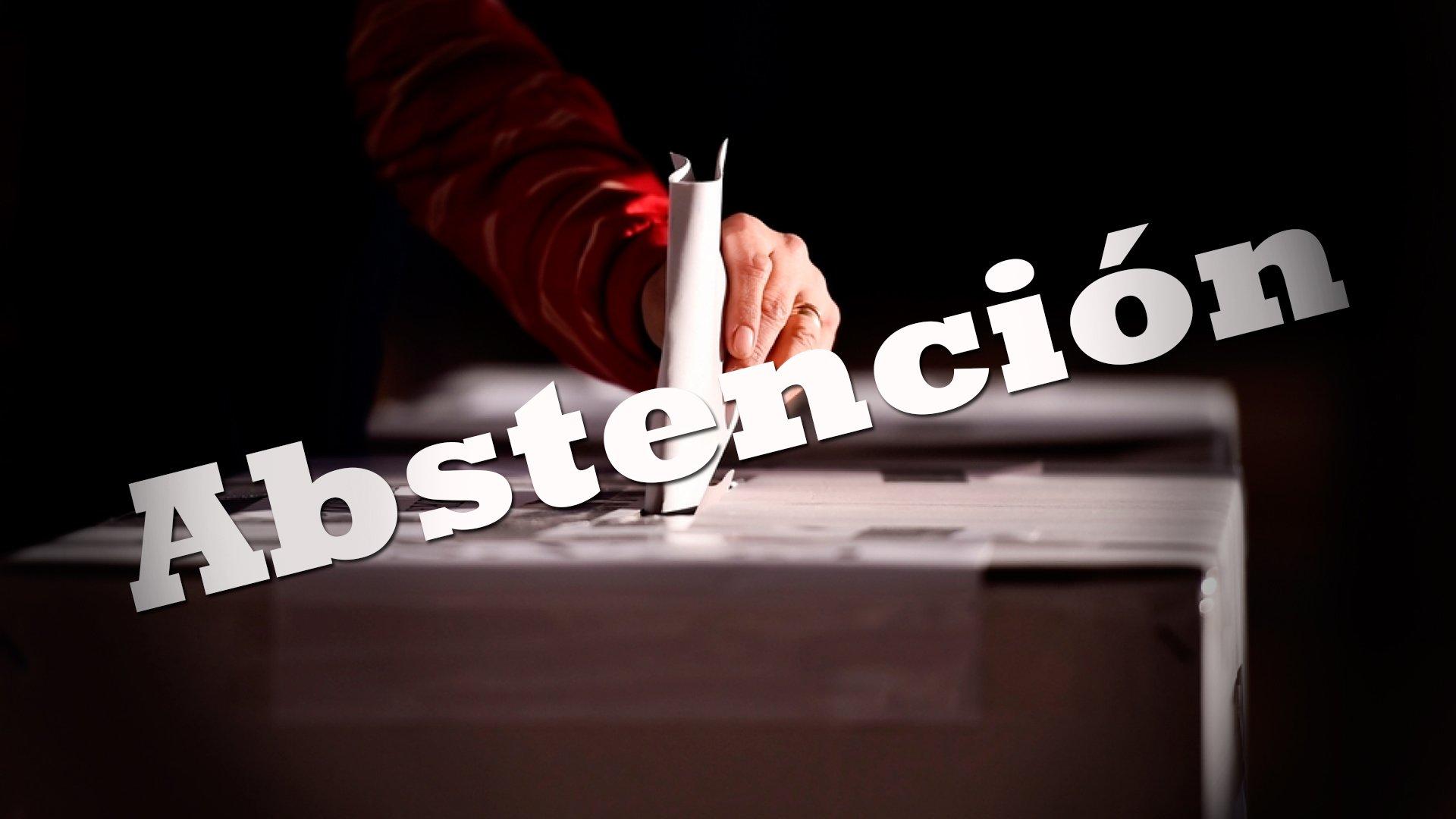 Promoción de la abstención en elecciones no puede prohibirse ni sancionarse