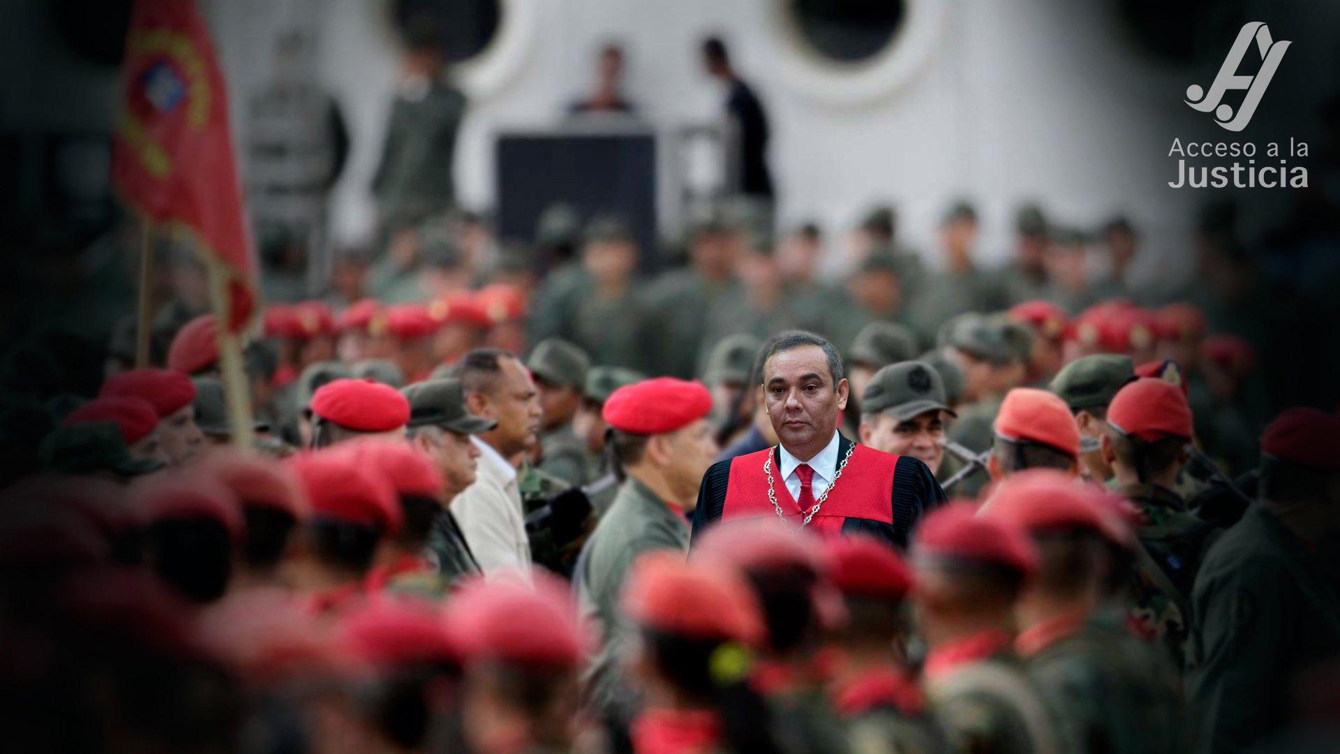 Jurisprudencia del TSJ privilegia a militares sobre los civiles