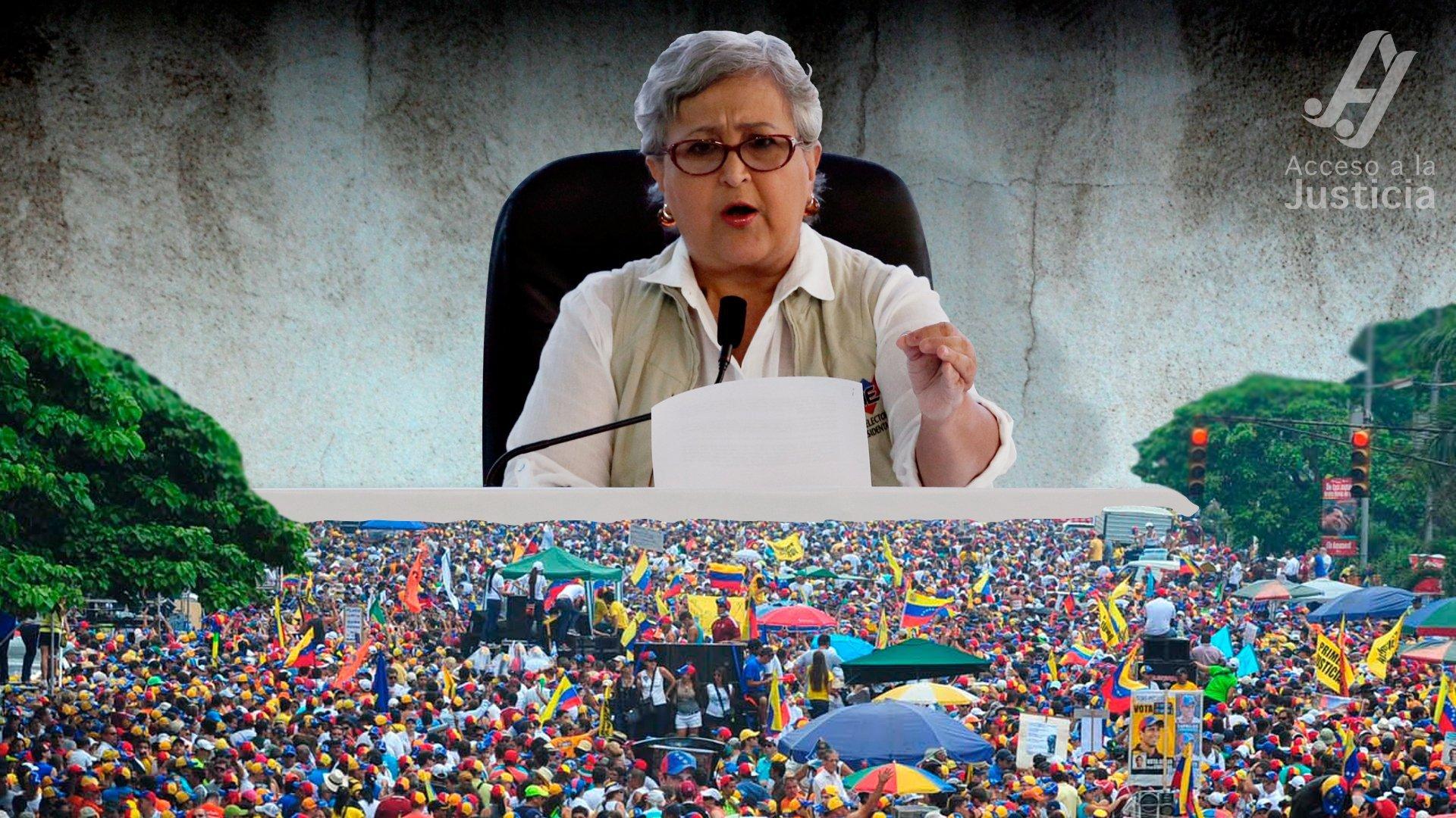 El CNE no da tregua a los venezolanos