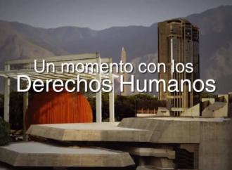 Un momento con los Derechos Humanos n.° 4
