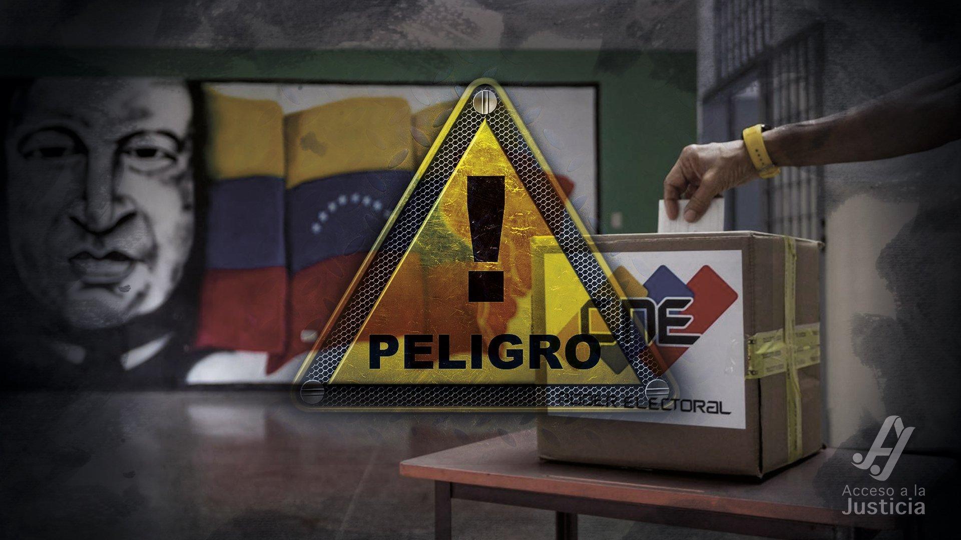 Claves sobre la ilegitimidad de las elecciones del 20 de mayo