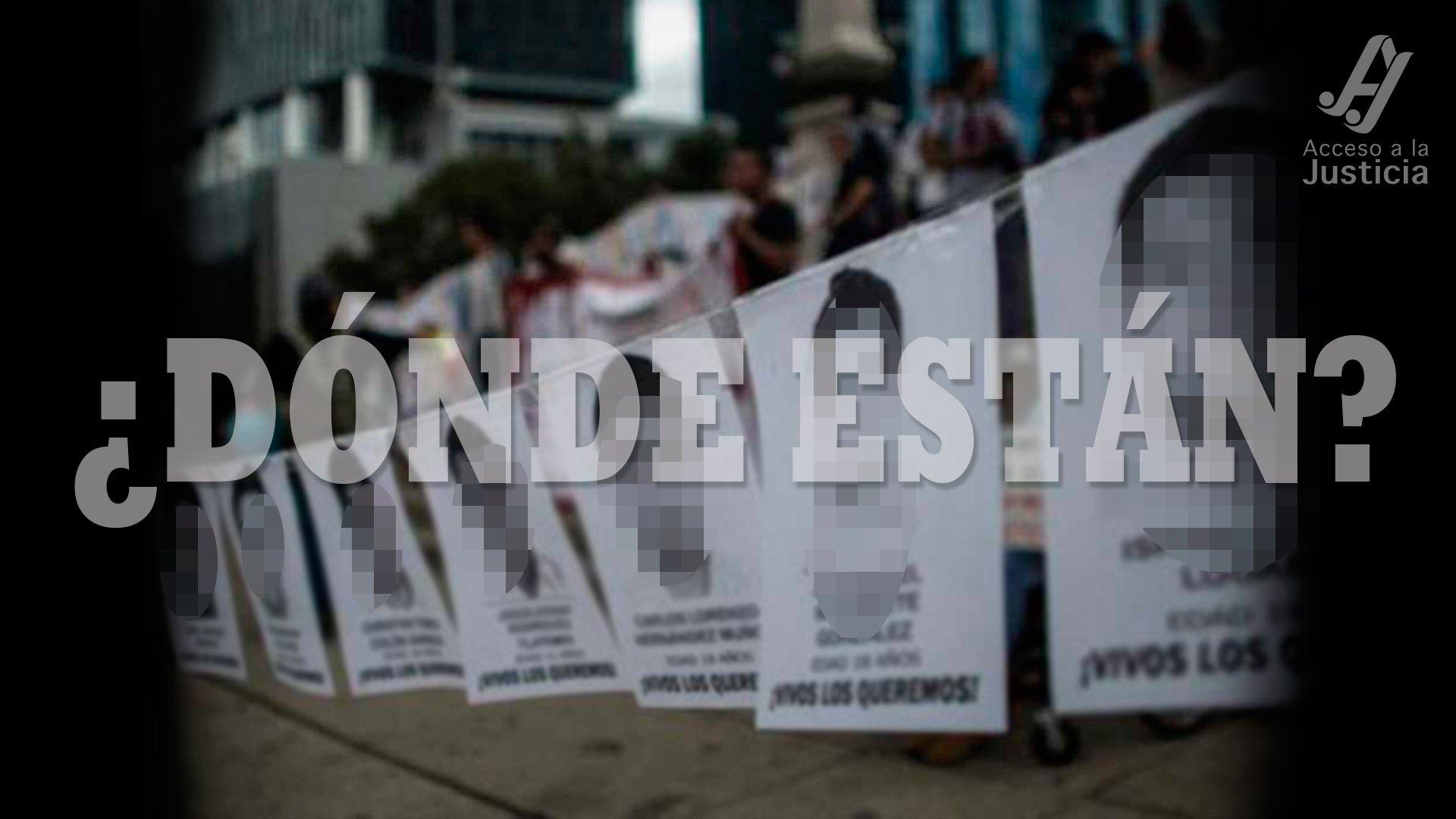 La impunidad reina en delitos de desaparición forzosa en Venezuela