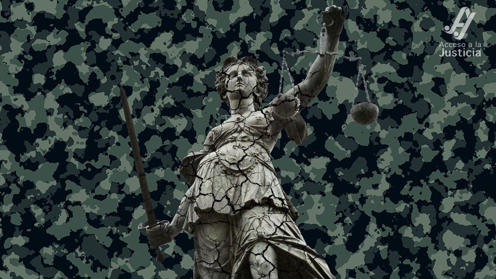 Sala de Casación Penal reafirma que la jurisdicción militar no se le debe aplicar a civiles