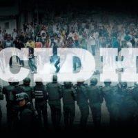 La justicia militar contra civiles en Venezuela tomó la palabra en la CIDH