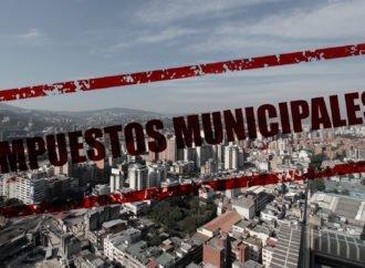 Suspensión de efectos de la ordenanza municipal que establecía al petro como referencia para pago de impuestos