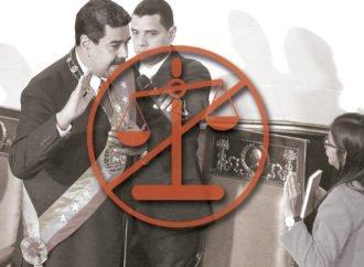 Acto de juramentación de Maduro ante la ANC es nulo