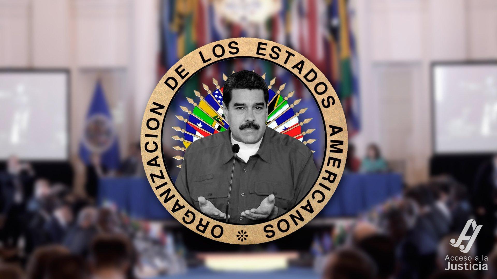 OEA desconoce elecciones del 20M y por ende a Maduro como presidente