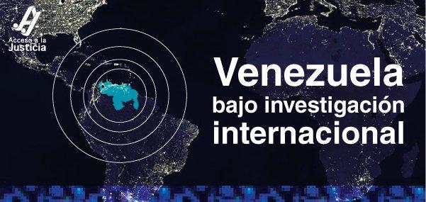 Dos averiguaciones internacionales pesan sobre Venezuela