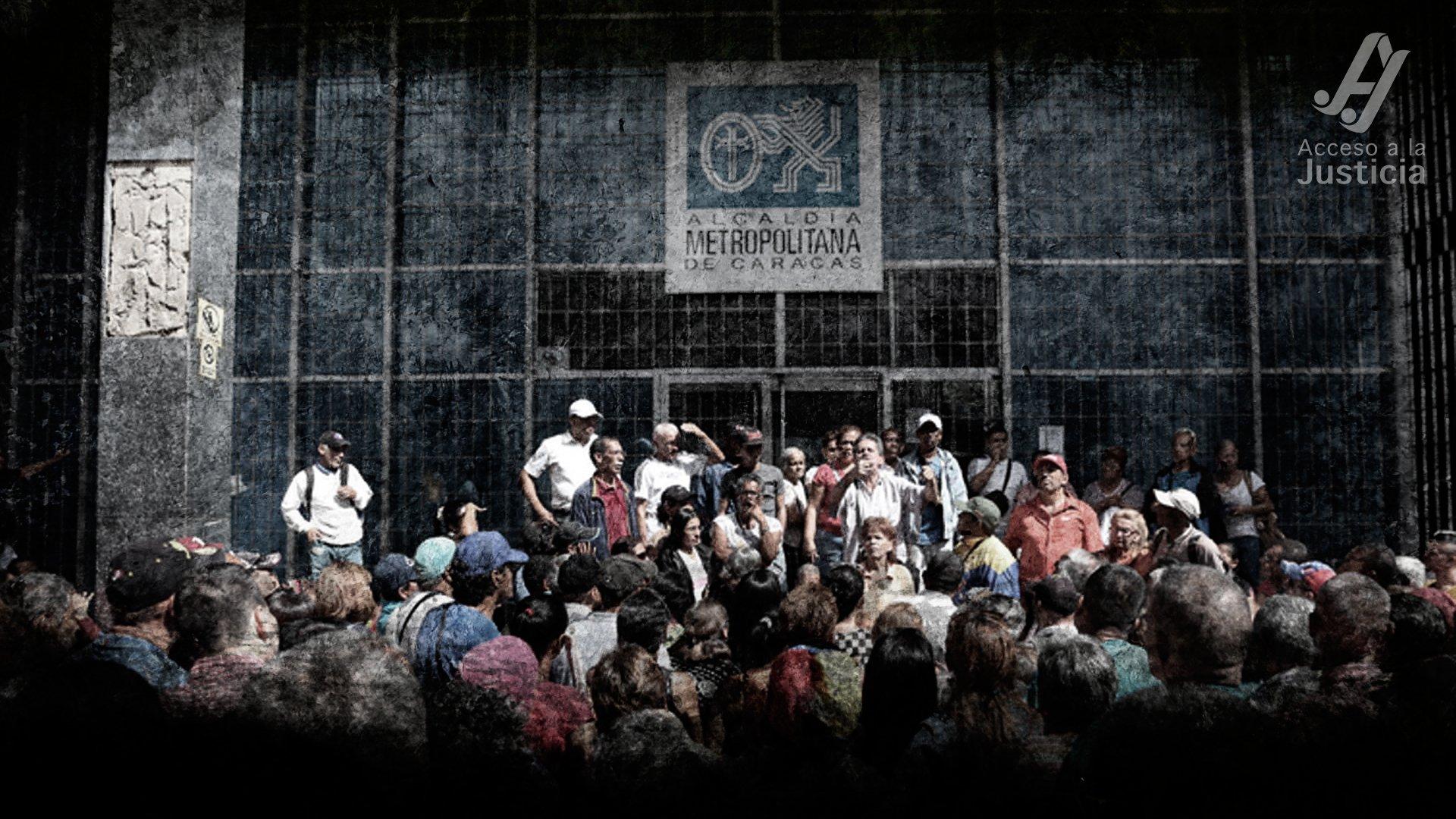 Las olvidadas Alcaldía Metropolitana de Caracas y del Alto Apure