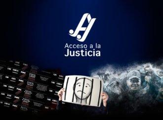 Acceso a la Justicia presenta su informe anual 2017