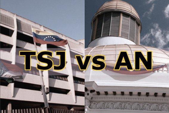 El TSJ vs. la función legislativa de la Asamblea Nacional