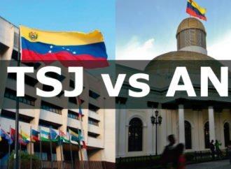 El TSJ vs. la función contralora de la Asamblea Nacional