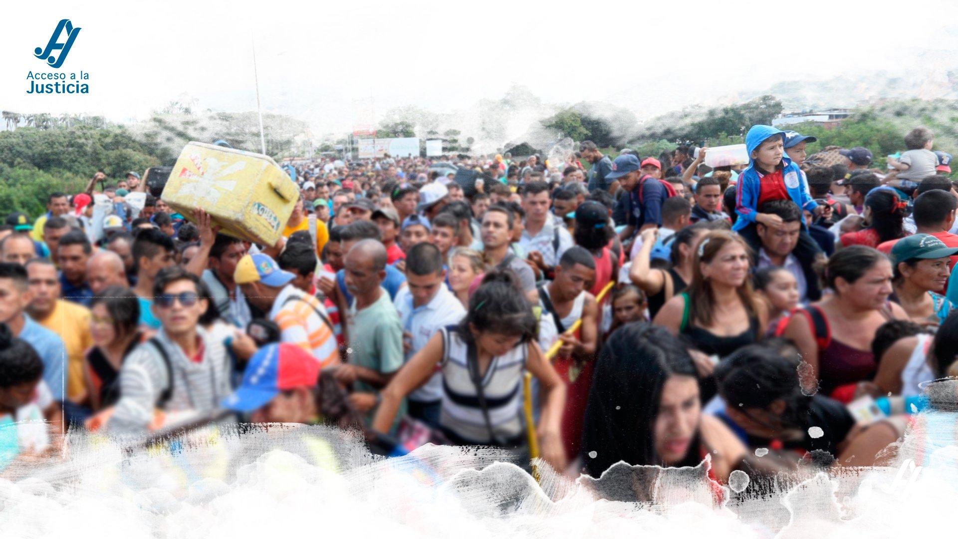 AN y países de la región intentan dar respuesta institucional a la crisis migratoria