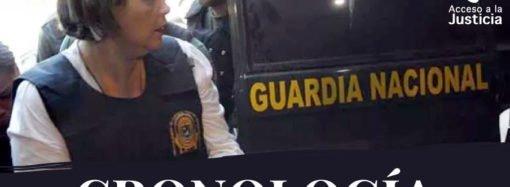 Solicitud de extradición para el Vice Fiscal de Luisa Ortega