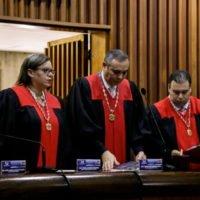 Sala Plena ordena el enjuiciamiento de otros tres diputados