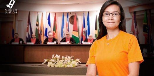Linda Loaiza consiguió primera condena por violencia de género contra Venezuela