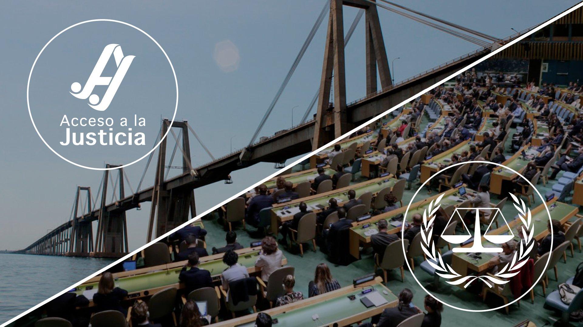 Acceso a la Justicia llevó los mitos y realidades de la CPI a Maracaibo