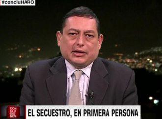 José V. Haro: cualquier venezolano puede ser secuestrado y torturado por cuerpos de seguridad