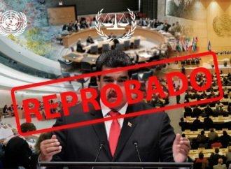 Comunidad internacional de Estados vs. Gobierno de facto de Maduro