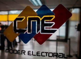 Exhorto a la Asamblea Nacional a presentar postulaciones para el nombramiento del CNE