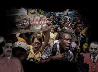 El quiebre institucional y la emergencia humanitaria
