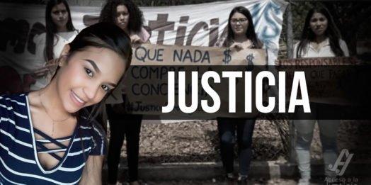 La presión social reorientó el caso Ángela Aguirre