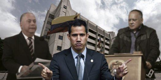 Régimen estrecha cerco contra Juan Guaidó