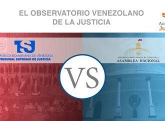 El Tribunal Supremo ha dictado 97 sentencias para liquidar a la Asamblea Nacional