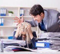 Acoso y hostigamiento laboral