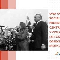 Informe sobre el anteproyecto de Constitución elaborado por la Asamblea Nacional Constituyente
