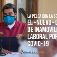 La pelea con la sombra: el «nuevo» decreto de inamovilidad laboral por el COVID-19