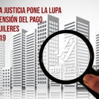 Acceso a la Justicia pone la lupa en la suspensión del pago de los alquileres por COVID-19