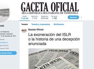 La exoneración del ISLR o la historia de una decepción anunciada