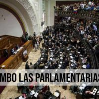 En el limbo las parlamentarias 2020