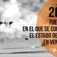 2019 fue el año en el que se consolidó el Estado de hecho en Venezuela